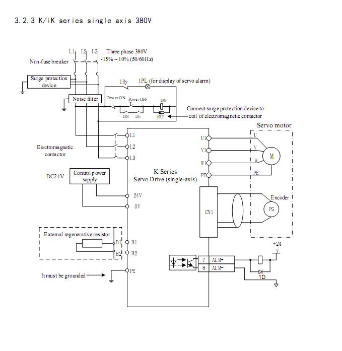 K IK-7-Main Circuit Wiring