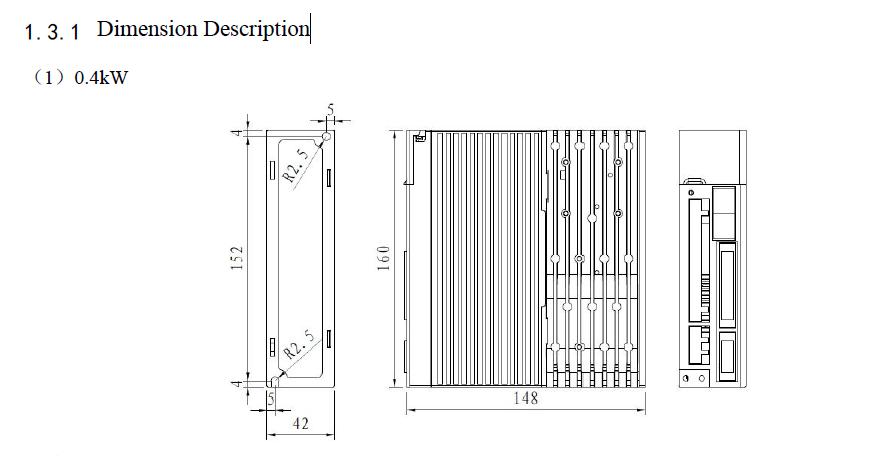 IK2-2-Dimension Description